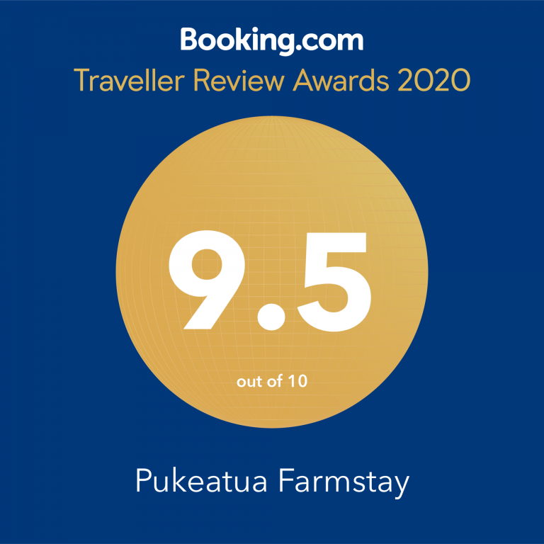 Booking.com Awards 2020: 9.5/10