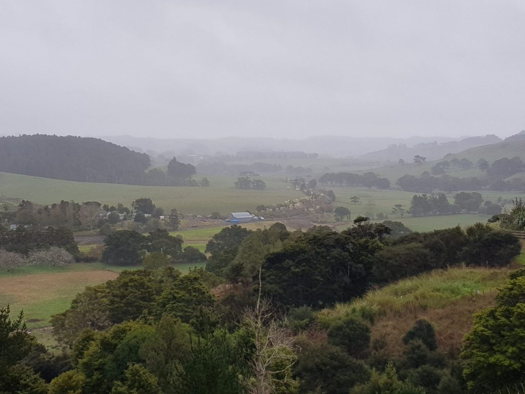 Rainly Kaipara Valley