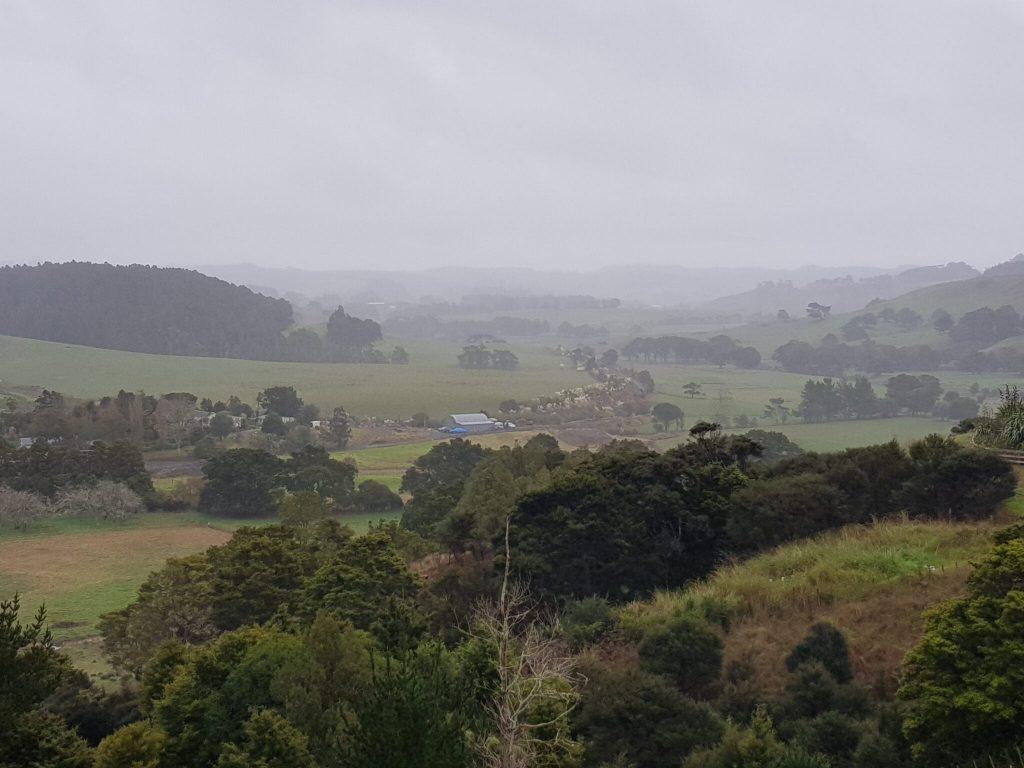 Rainly Kaipara Valley